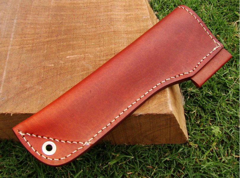 Multi Carry Cow Hide Knife Leather Sheath